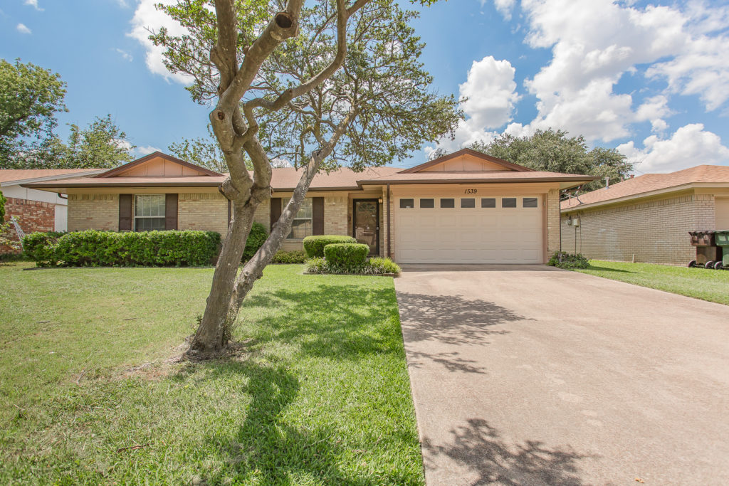 1539 Rigsbee Drive Plano Tx 75074 Sold Exemplary